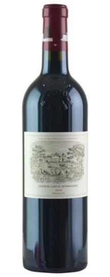 2010 Chateau Lafite-Rothschild Ex-Chateau 2020 Release