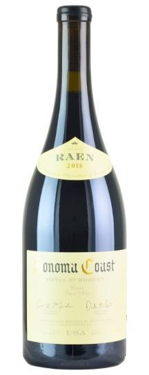 2018 Raen Pinot Noir