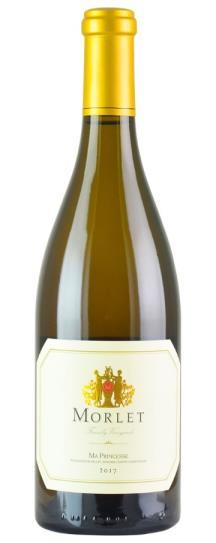 2017 Morlet Family Vineyards Ma Princesse Chardonnay