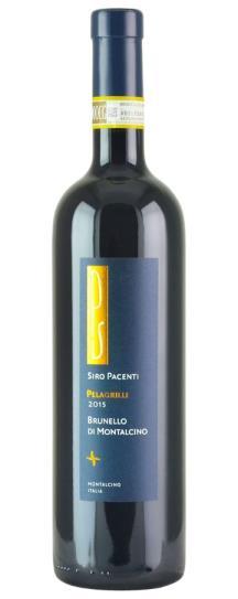 2016 Siro Pacenti Brunello di Montalcino Pelagrilli