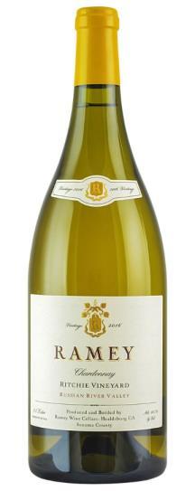 2016 Ramey Chardonnay Ritchie Vineyard