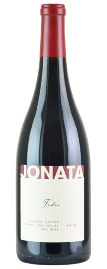 2015 Jonata Todos Red Blend