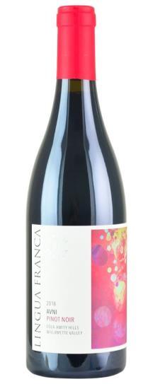2018 Lingua Franca Avni Pinot Noir