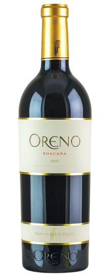 2019 Sette Ponti Oreno Proprietary Red Wine