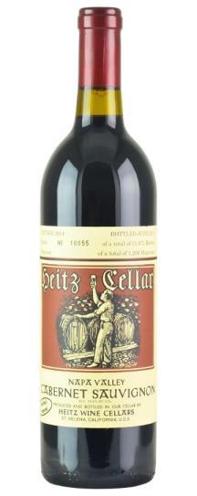 2014 Heitz Cabernet Sauvignon Martha's Vineyard