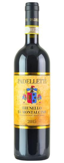 2016 Padelletti Brunello di Montalcino