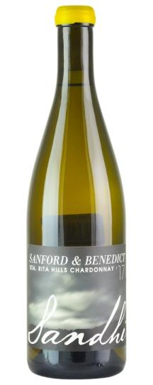 2017 Sandhi Sandhi Chardonnay Sanford & Benedict