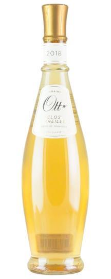 2020 Domaines Ott Cotes de Provence Rose Clos Mireille
