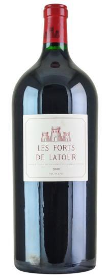 2009 Les Forts de Latour 2020 Ex-Chateau Release