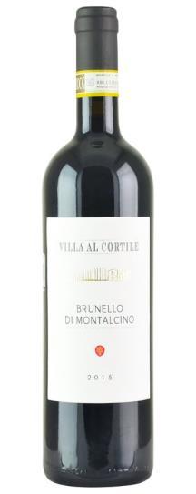 2015 Villa Al Cortile Brunello di Montalcino