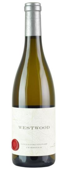 2018 Westwood Sangiacomo Vineyard Chardonnay