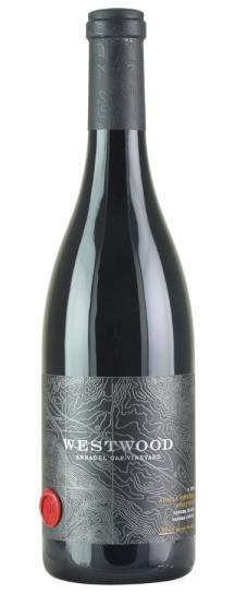 2016 Westwood Pinot Noir