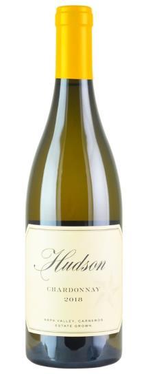2018 Hudson Vineyards Chardonnay