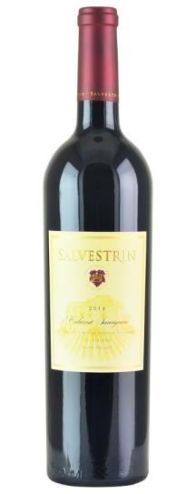 2014 Salvestrin Cabernet Sauvignon Salvestrin Estate Vineyard