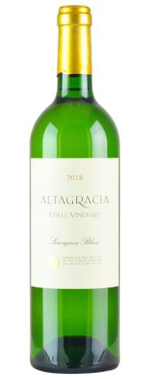 2018 Eisele Vineyard Altagracia Sauvignon Blanc