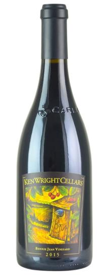 2015 Ken Wright Cellars Bonnie Jean Vineyard Pinot Noir