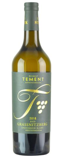 2018 Tement Grassnitzberg Sauvignon Blanc