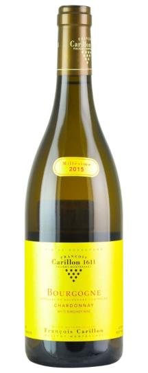 2015 Francois Carillon Bourgogne Chardonnay