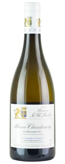 2016 Jean-Marc Boillot Macon Chardonnay Les Busserettes