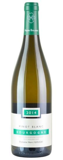 2014 Domaine Henri Gouges Bourgogne Pinot Blanc