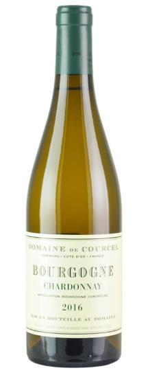 2016 Domaine de Courcel Bourgogne Chardonnay