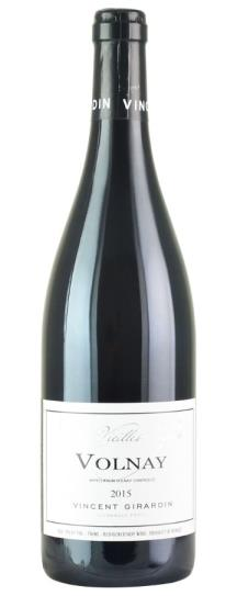 2015 Vincent Girardin Volnay Vieilles Vignes