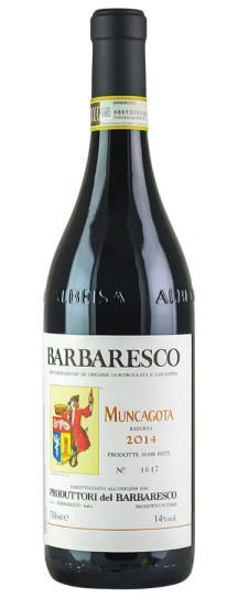 2014 Produttori del Barbaresco Barbaresco Muncagota Riserva