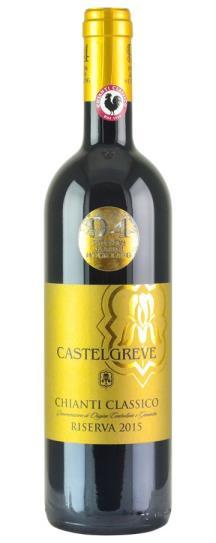 2015 Castelli Del Grevepesa Chianti Classico Riserva