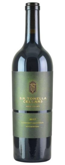 2017 S.R. Tonella Cellars Cabernet Sauvignon