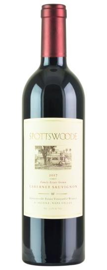 2017 Spottswoode Cabernet Sauvignon