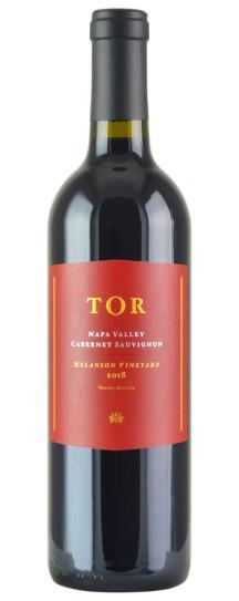 2018 Tor Kenward Family Vineyards Melanson Vineyard Cabernet Sauvignon