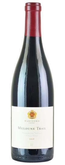 2016 Hartford Court Muldune Trail Pinot Noir