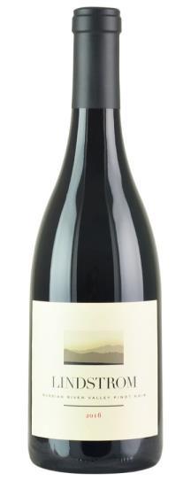 2016 Lindstrom Pinot Noir