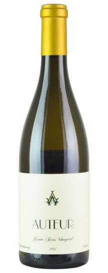 2017 Auteur Green Acres Vineyard Chardonnay