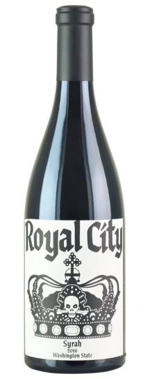 2016 Charles Smith Royal City Stoneridge Vineyard