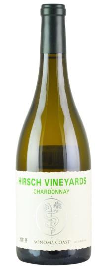 2018 Hirsch Vineyards Chardonnay