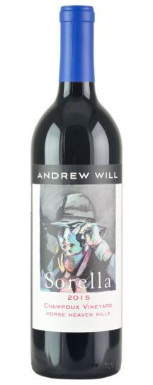 2015 Andrew Will Sorella