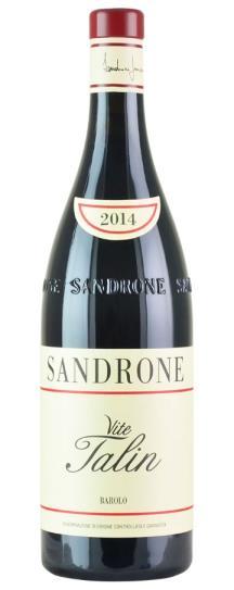2014 Luciano Sandrone Barolo Vite Talin