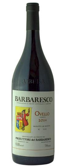2014 Produttori del Barbaresco Barbaresco Ovello Riserva