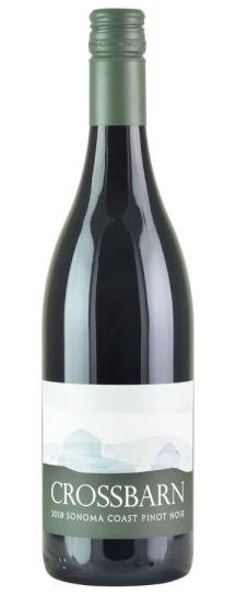 2018 Paul Hobbs Crossbarn Sonoma Coast Pinot Noir