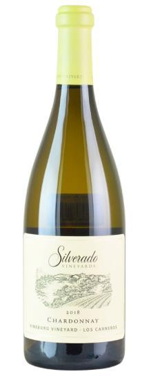 2018 Silverado Vineyards Chardonnay Vineburg