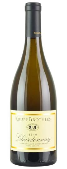 2018 Krupp Brothers Chardonnay
