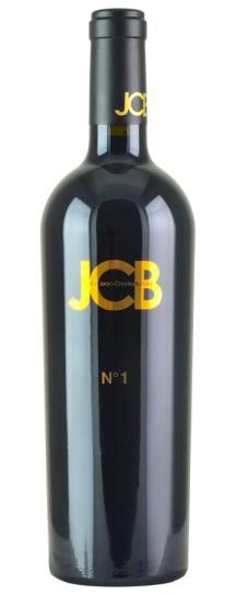 2012 JCB by Jean Charles Boisset No. 1 Cabernet Sauvignon