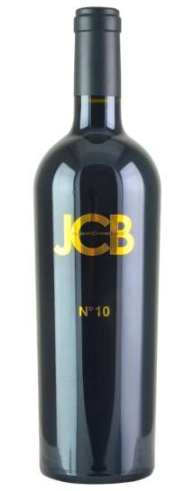 2014 JCB by Jean Charles Boisset No. 10 Cabernet Sauvignon