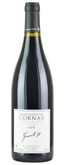 2018 Vincent Paris Cornas Granite 30