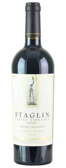 2016 Staglin Family Vineyard Cabernet Sauvignon