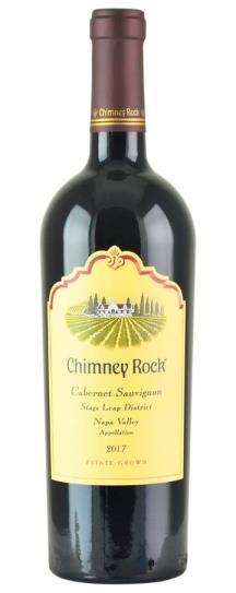 2017 Chimney Rock Cabernet Sauvignon Stag's Leap