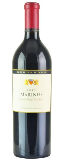 2012 Bernardus Marinus Proprietary Red Wine