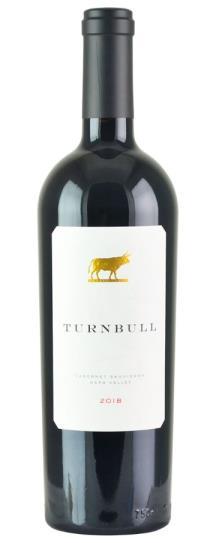 2018 Turnbull Wine Cellars Cabernet Sauvignon