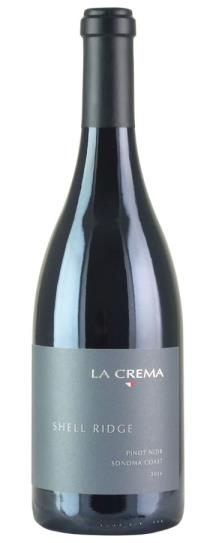 2016 La Crema Shell Ridge Pinot Noir